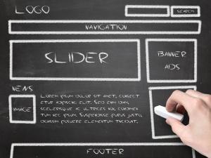 Website Design - Does it Matter? Web design/layout on blackboard